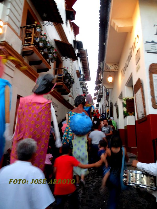 Martes de Carnaval en Taxco