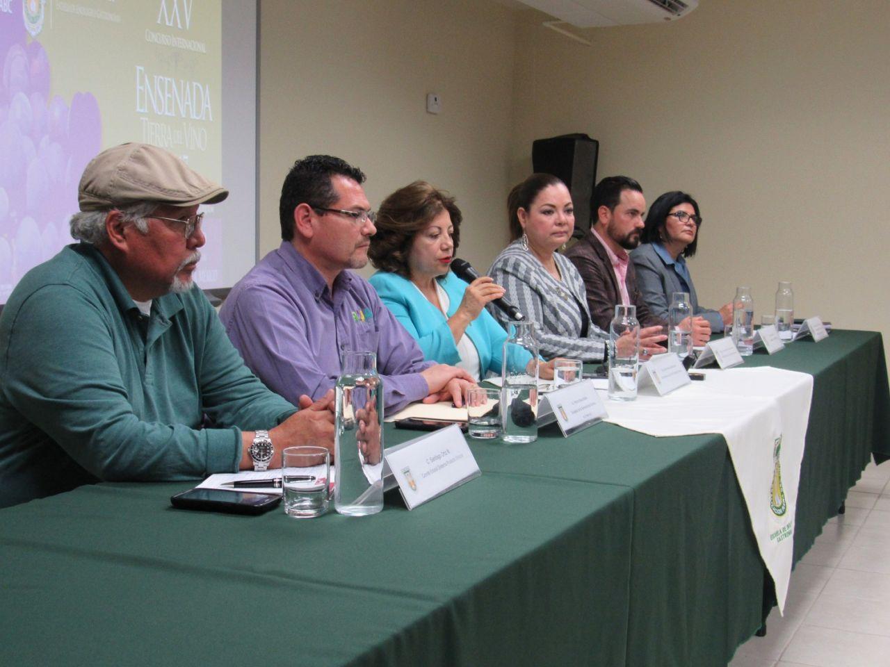 Anuncia la apertura de la convocatoria para el XXV Concurso Internacional Ensenada Tierra del Vino.