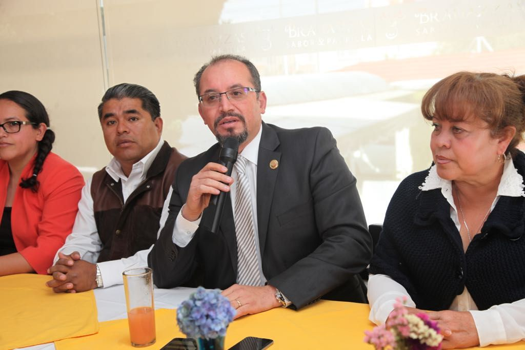 Suspenden elección interna para elegir candidato del PRD a gobernador en Edomex