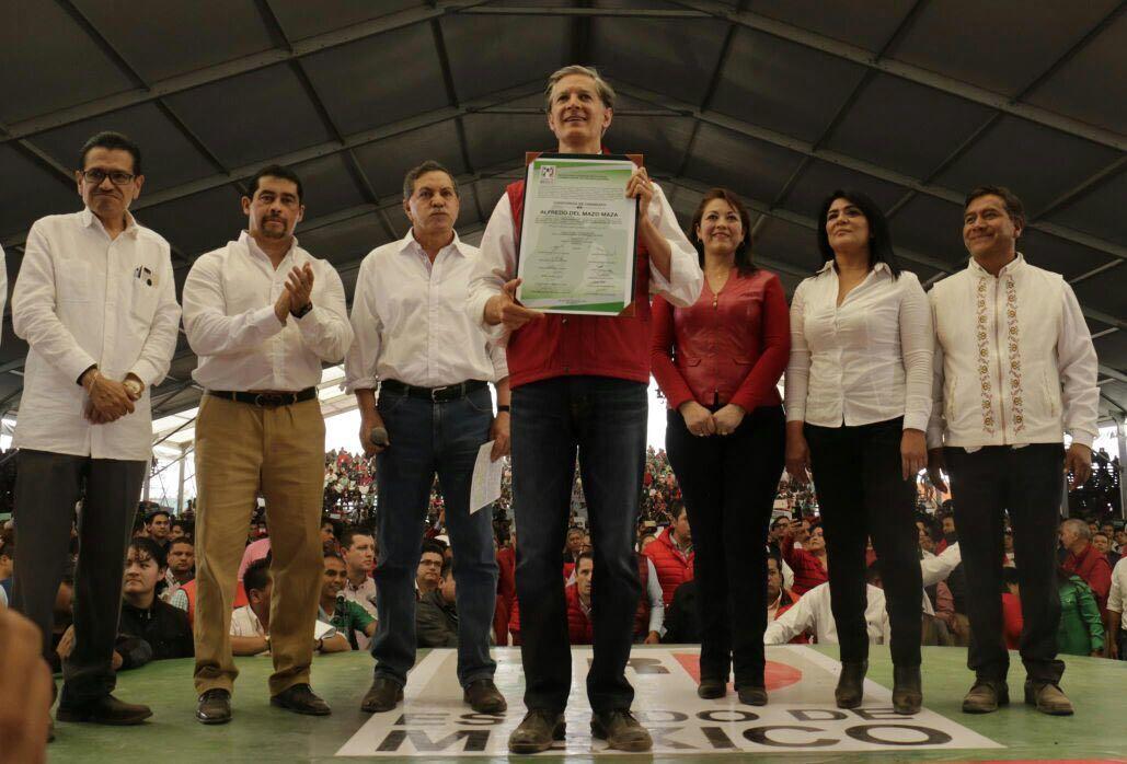 En el Estado de México no caben oportunistas ni populistas: Alfredo Del Mazo Maza