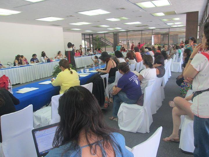 Mujeres de 16 estados elaboran agenda rumbo al XI Encuentro Nacional Feminista