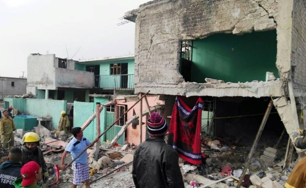 Otra tragedia de pirotecnia en Tultepec