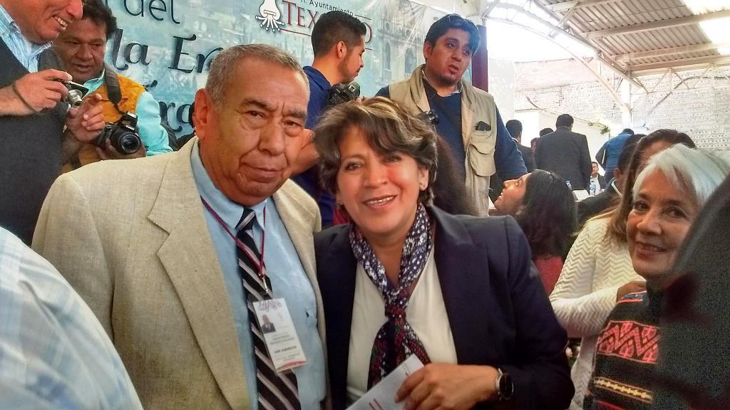 Con Delfina Gómez la historia es algo vivo en Edomex