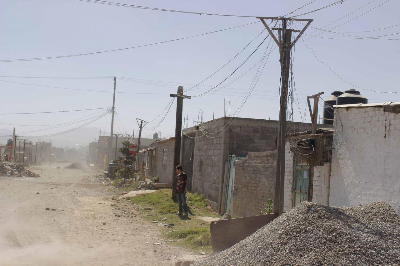 Niega gobierno  de MORENA Texcoco apoyo a familias marginadas