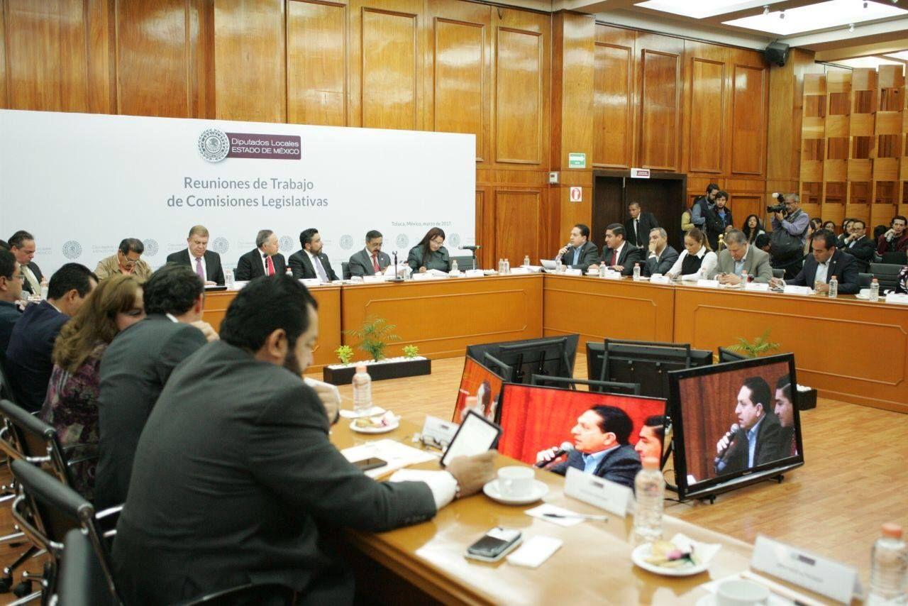 Reunión de Comisiones Unidas de Planeación y Gasto Público y Finanzas Públicas