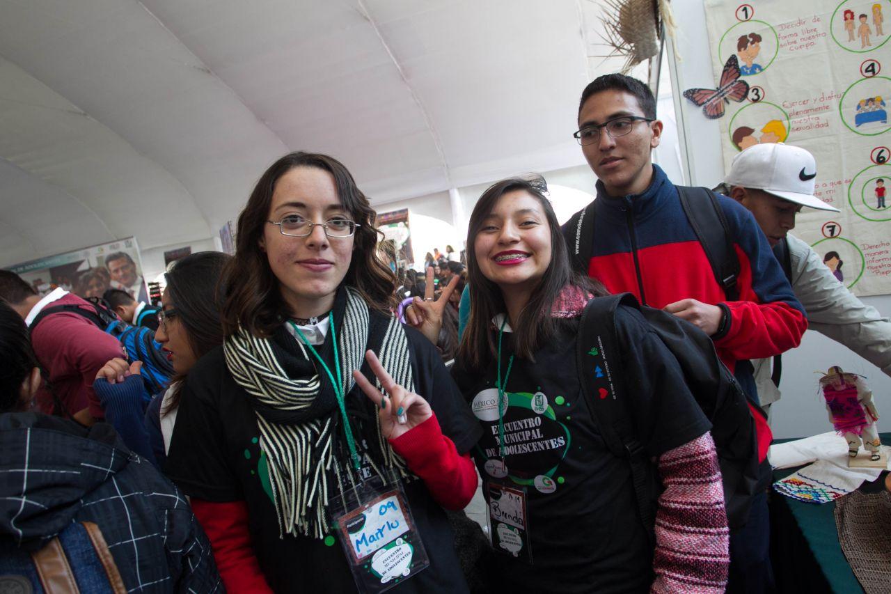Capacitan a dos mil 500 jóvenes de Ecatepec para planear un mejor futuro