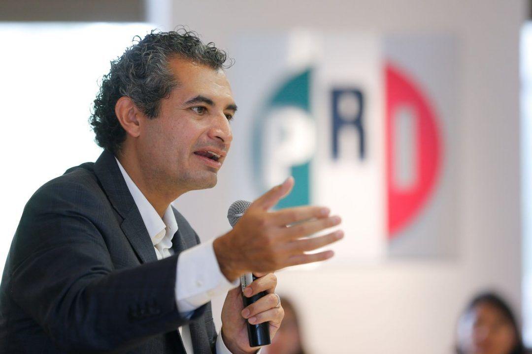Enrique Ochoa pide aclarar detención de Flavino Ríos