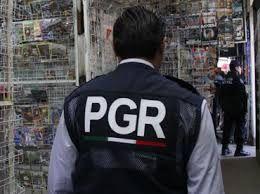 "Se ""esfuman"" 36 agentes de la PGR"