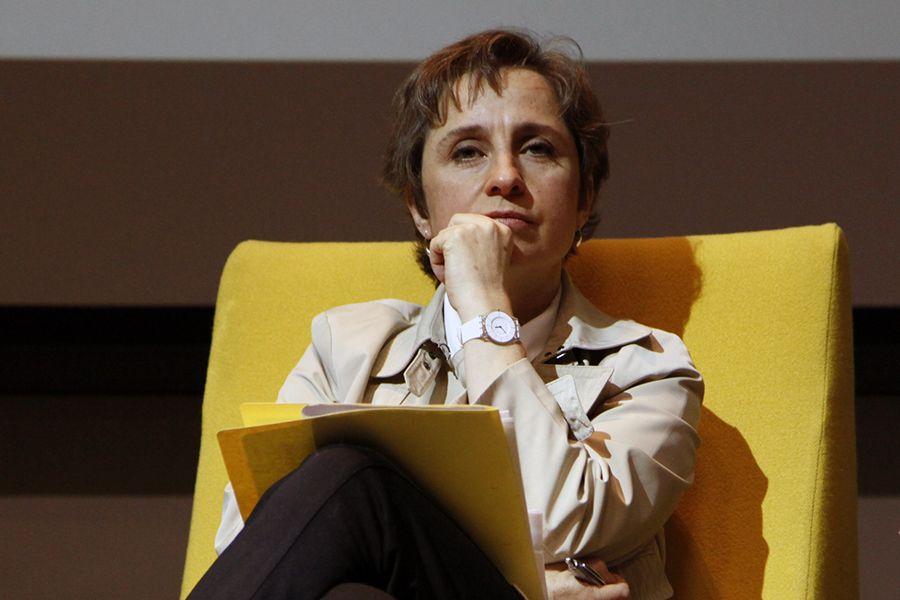 El rumor y la muerte de Aristegui por Lydia Cacho
