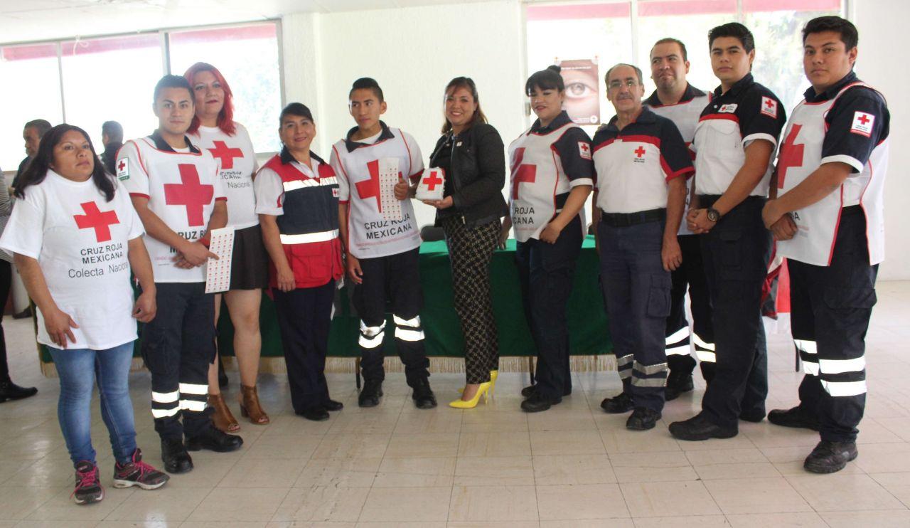 El gobierno de Ixtapaluca  apoya a instituciones en beneficio de la población