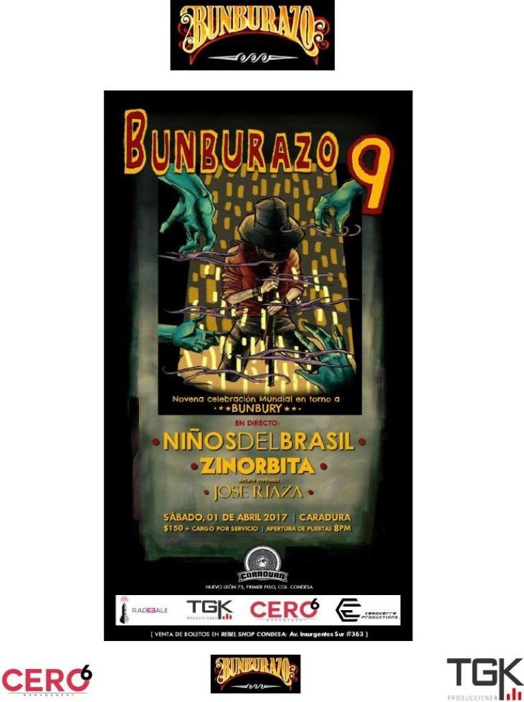 Bunburazo 9