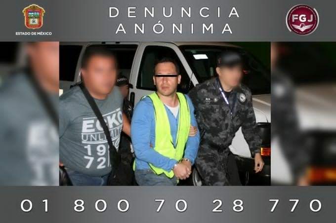 Detienen a argentino por quemar con ácido a su ex suegra en Edomex