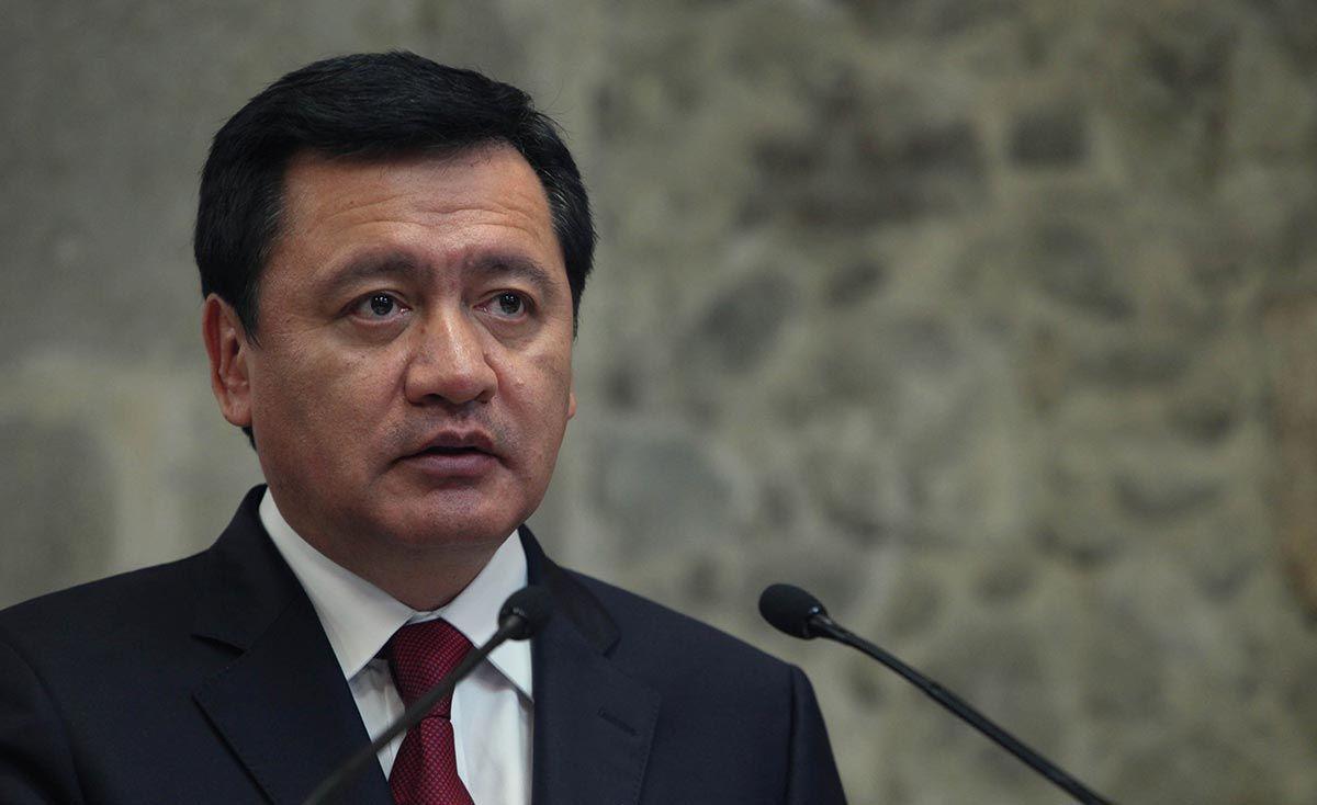 López Obrador debe demostrar señalamientos contra el Ejército: Osorio Chong