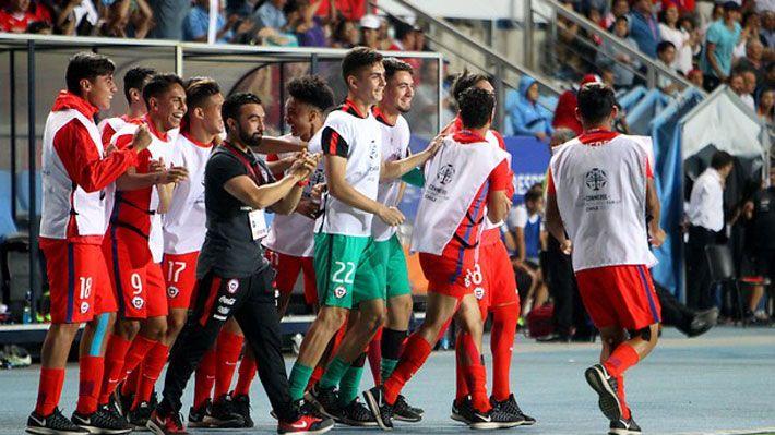 Chile logra clasificación al Mundial