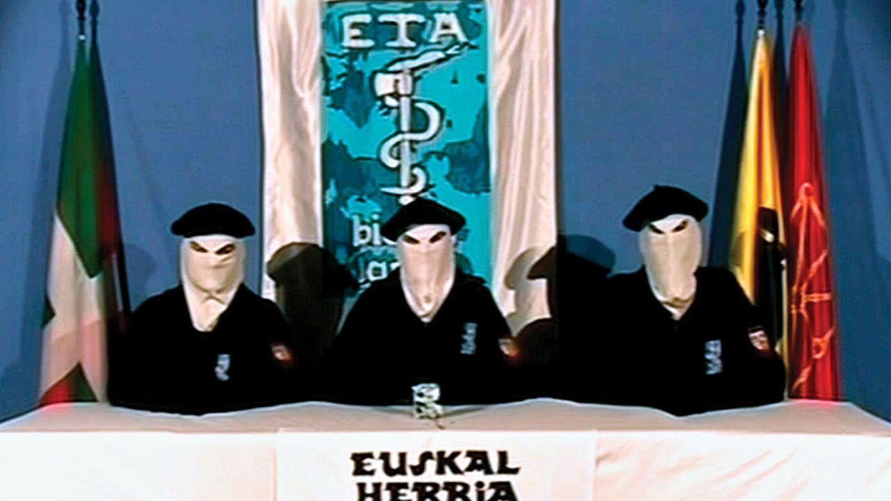 ETA anunciará su desarme  definitivo para el 8 de abril