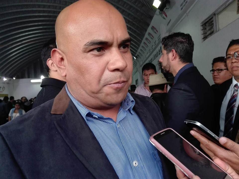 Designan a Juan Pedro García como delegado especial del PRI en Texcoco