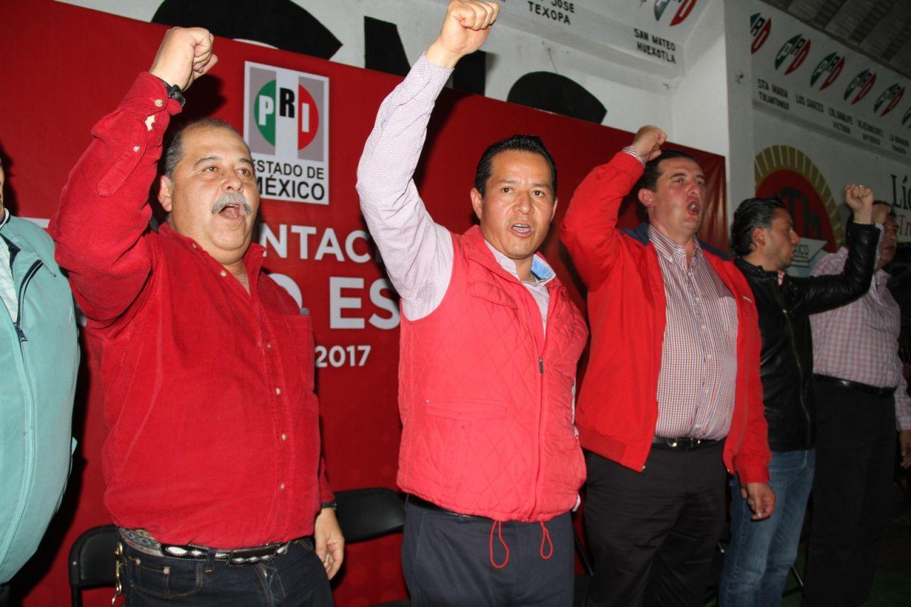 Que lo escuche Morena, Texcoco lo vamos a recuperar con Alfredo del Mazo: Darío Zacarías