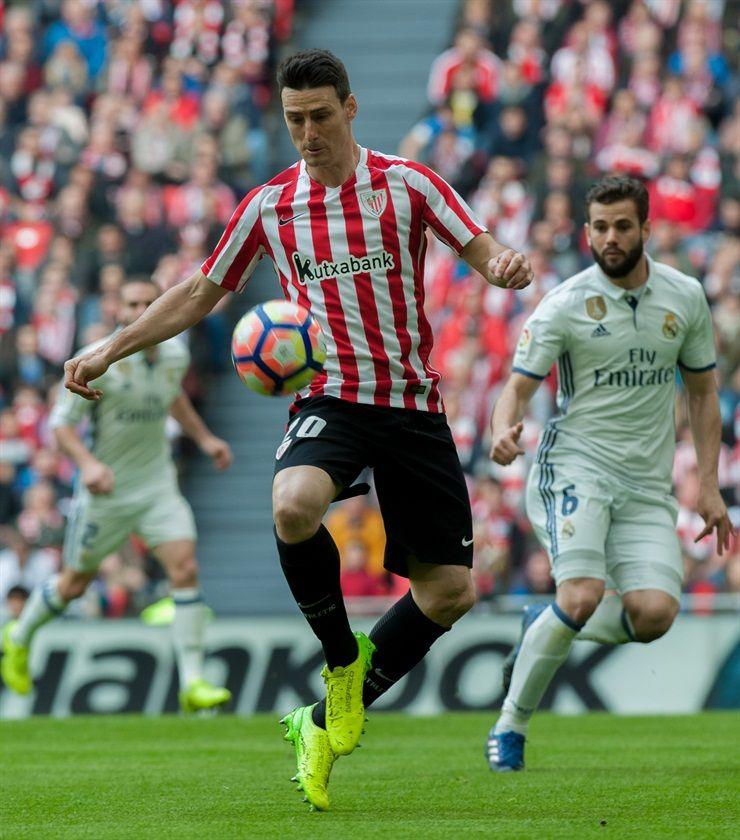 El Athletic obliga a un gran esfuerzo al Real Madrid
