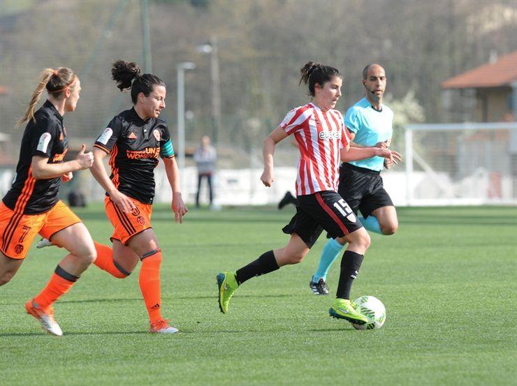 Dolorosa derrota ante el Valencia