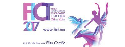 Es coronada Mayra I Reina de la Feria Internacional del Caballo Texcoco 2017