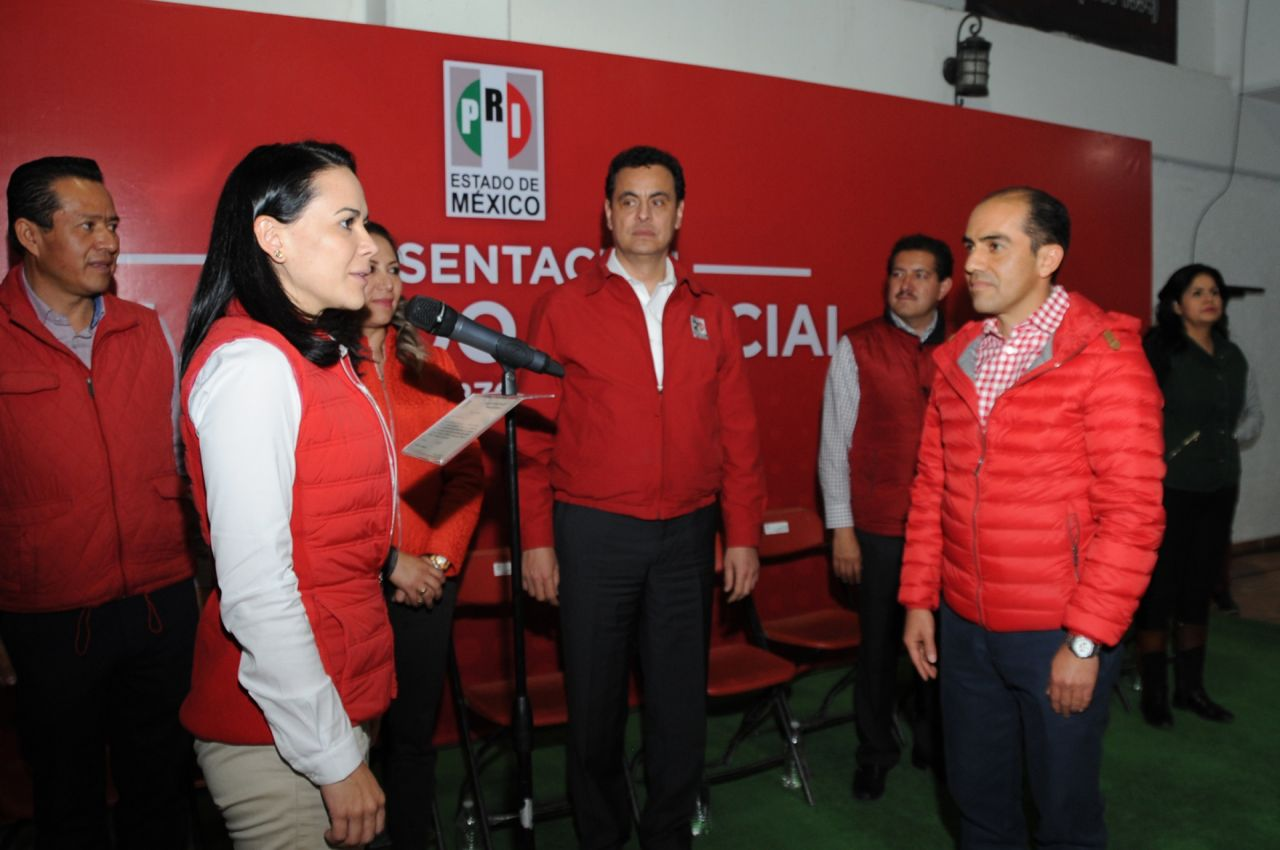 Los mexiquenses no cederemos al oportunismo político ni a la manipulación del populismo: Alejandra Del Moral