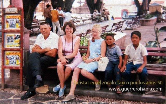 Todo empezó en Taxco