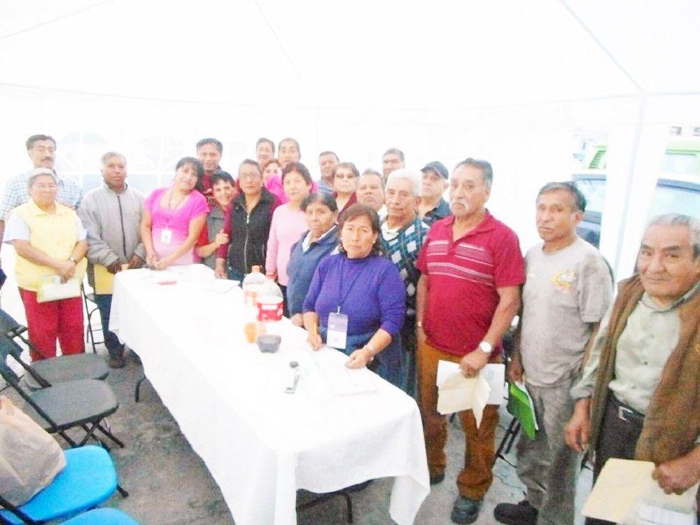 Fernanda de la Rosa: 'Adultos mayores de Ecatepec necesitan apoyo'