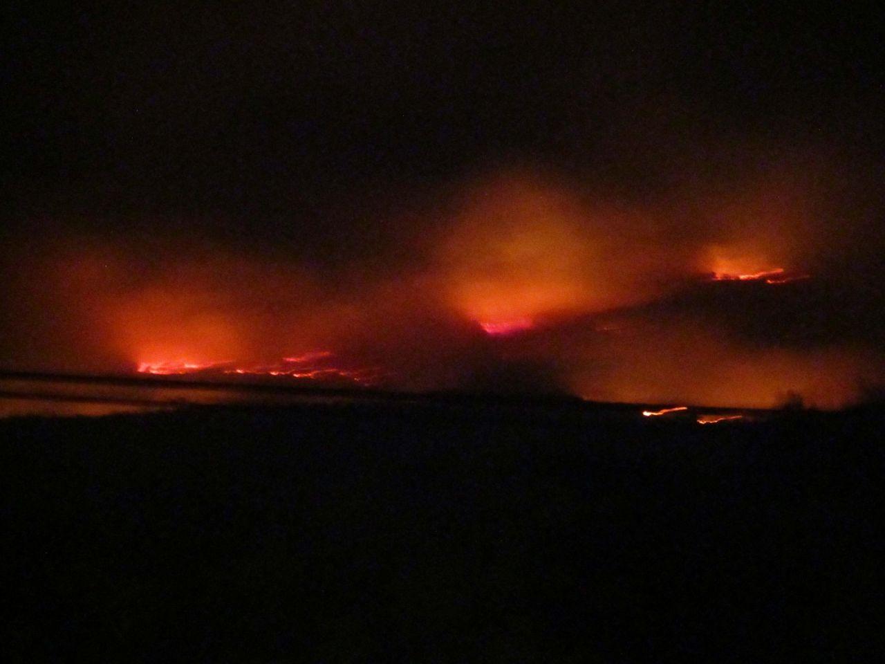 Exhorta antorcha  a gobierno de Texcoco a prevenir incendios  en Monte  Tláloc
