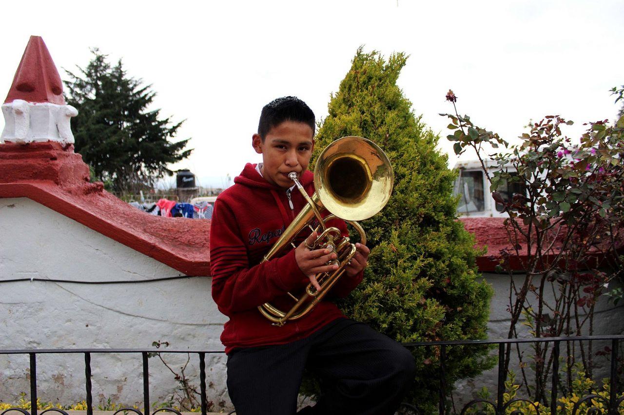 Texcoco celebrará  sexto festival  de bandas sinfónicas: San Jerónimo Amanalco