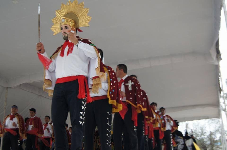 Certificada ante la UNESCO danza de Santiagos de Papalotla