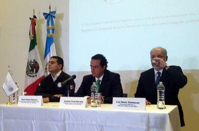 PGR investiga red de cómplices y propiedades de Javier Duarte en Guatemala