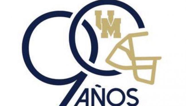 Conmemorará UNAM 90 años de futbol americano con nuevo logotipo