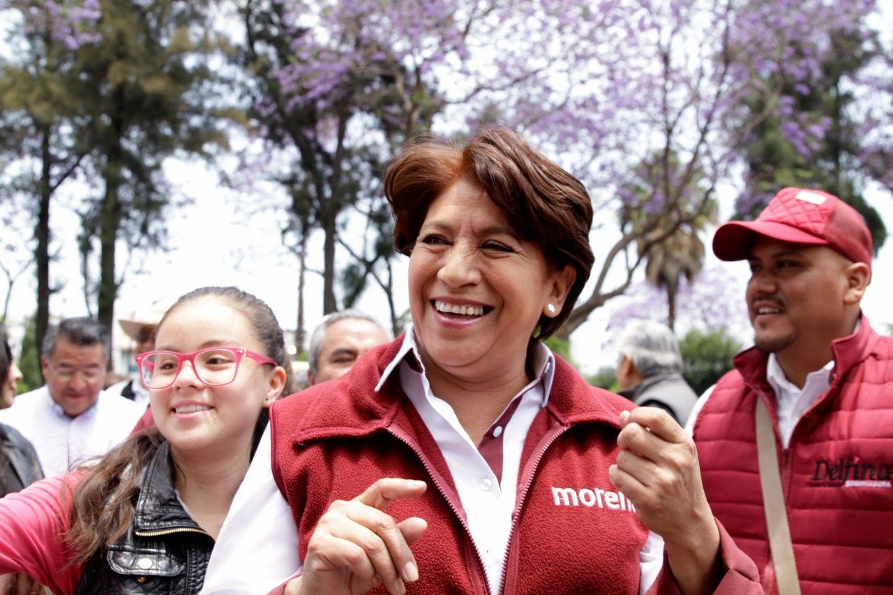 Nosotros no venimos a comprar el voto, venimos a sacudir conciencias: Delfina Álvarez