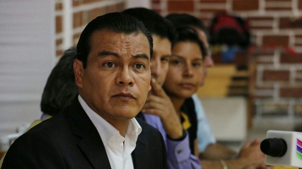 Impulsará Juan Zepeda ley de protección a periodistas en Edomex