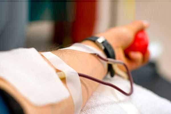 Es muy baja la donación altruista de sangre