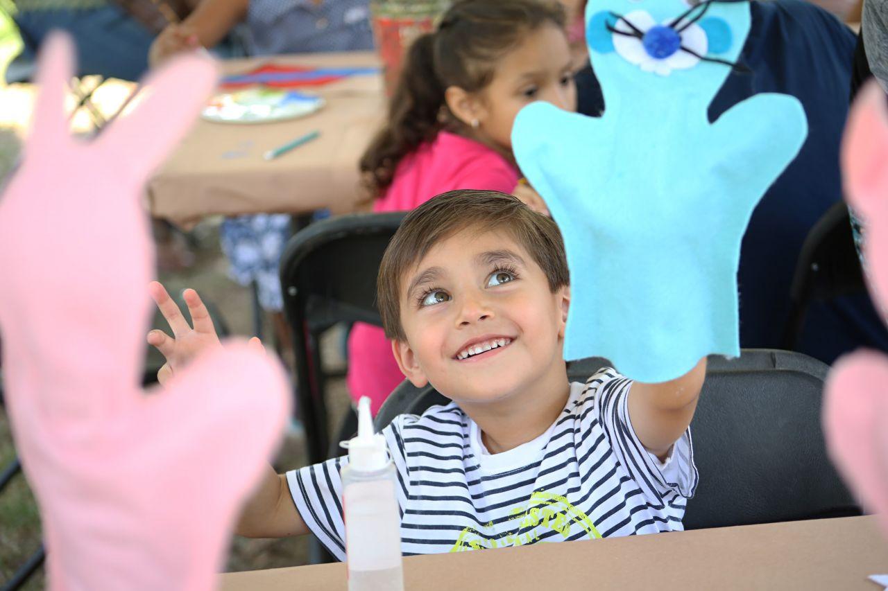 El domingo, vuelve la Feria Ambulante de las Artes, al Parque Las Riberas