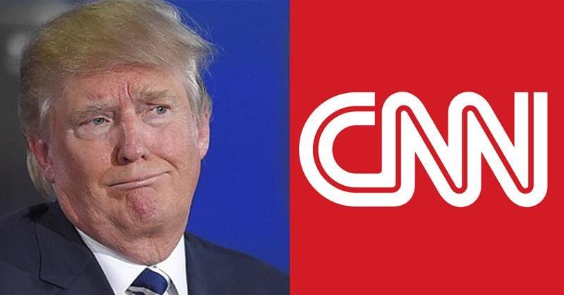El meme de Donald Trump contra la cadena CNN que explota en Twitter