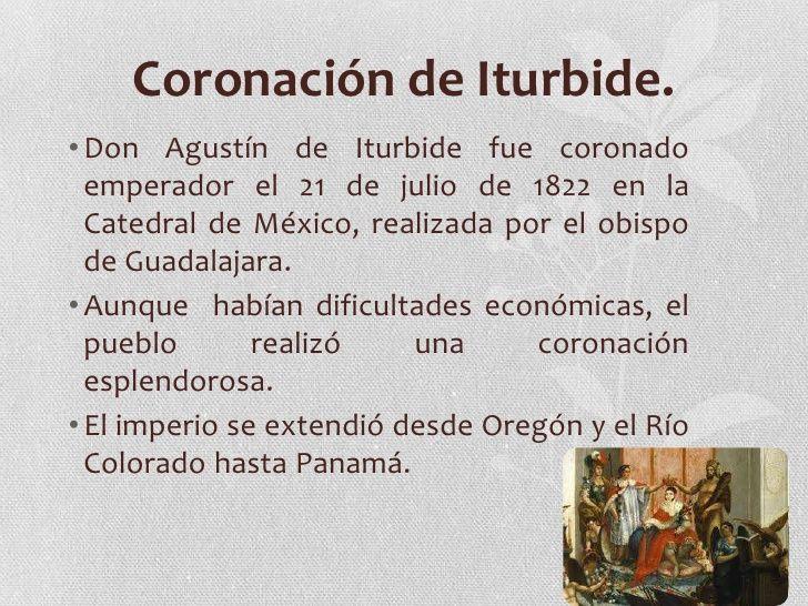 Agustín de Iturbide y las tres garantías
