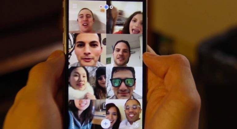 Facebook creará la 'videollamada' en grupo