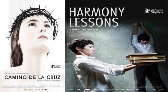 Este sábado, los filmes Lecciones de Armonía y El Camino de la Cruz