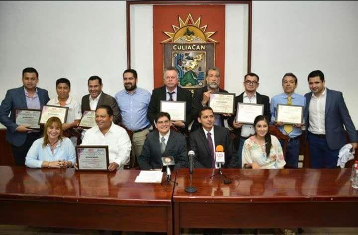 Galardonan a lo mejor del periodismo deportivo del Municipio de Culiacán