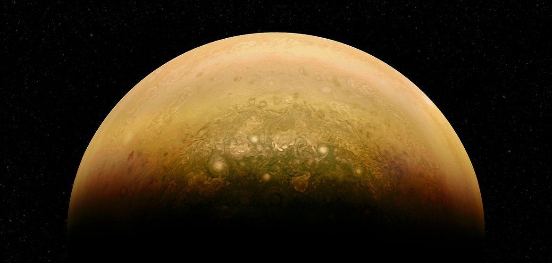 Los misterios que la sonda Juno revela sobre Júpiter