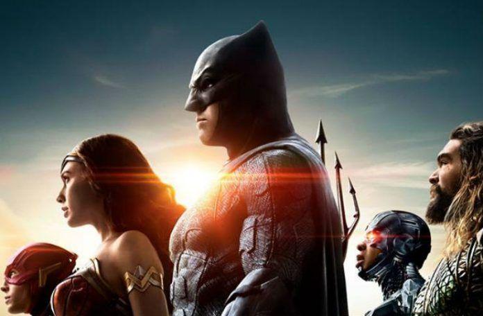 """¡Fenomenal! Mira el nuevo tráiler y póster de """"Liga De La Justicia""""'"""