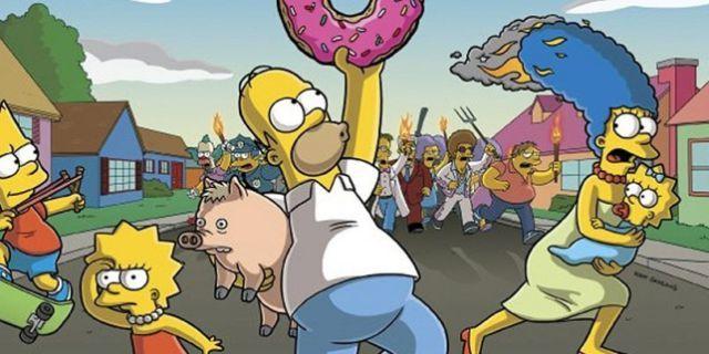 ¿Se viene una nueva película de Los Simpson?
