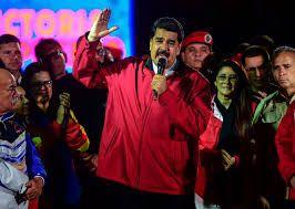 Asi se vive la  democracia en Venezuela