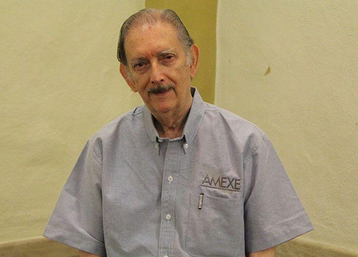 Salvador Cuevas Acuña: Un caballero de esos a la antigua: por Héctor Pérez García