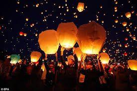 ¡Festival de globos de cantoya y de papalotes en Hidalgo!