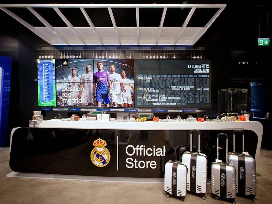 29bad3285e997 Real Madrid abre su tercer tienda oficial en México - Miguel Hidalgo ...