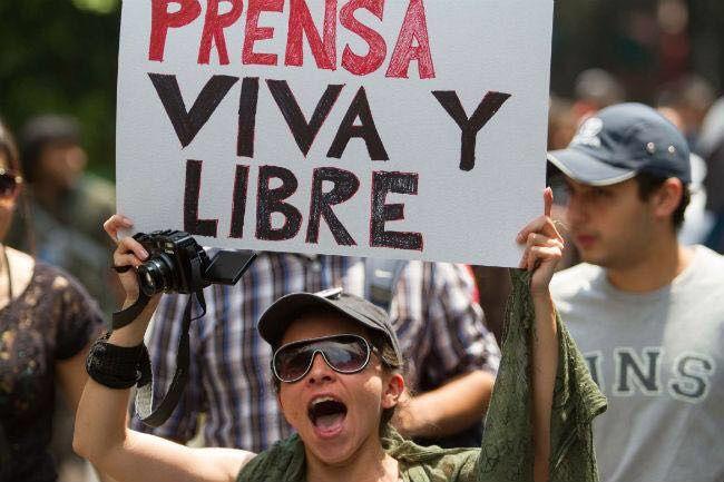 Impactante escalada de violencia contra periodistas en Venezuela