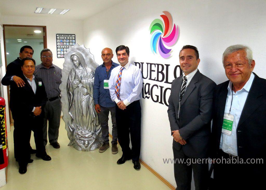 Cristian Berger Trauwitz fue nombrado como presidente nacional de la asociación de Pueblos Mágicos